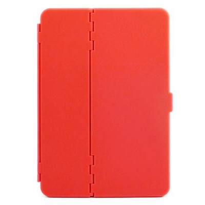 iPad Mini Shell Case - Hard case, with Smart Cover - Red