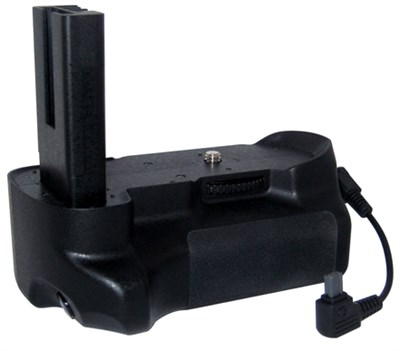 Vertical Battery Grip for Nikon D5000 - OPEN BOX