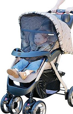 Clip-on Stroller Shade