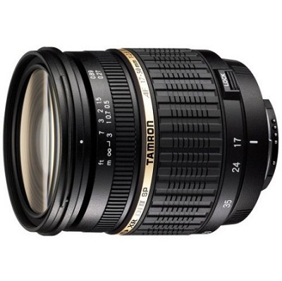 17-50mm f/2.8 XR Di-II LD [IF] SP AF Zoom, Nikon D40 (Built-in Motor) - OPEN BOX