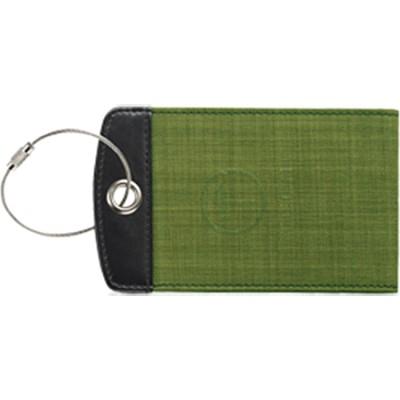 T-Tech Bifold Luggage Tag, Green
