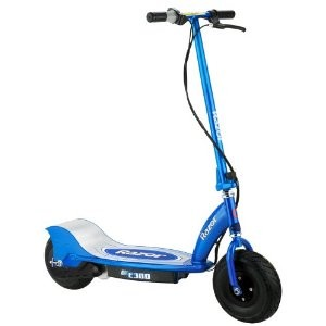 E300 Electric Scooter - Blue - 13113640