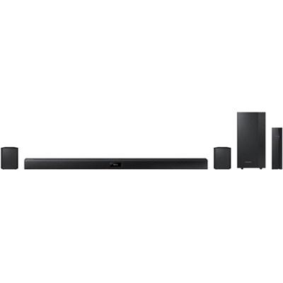 HW-J370 - 4.1 Channel 200 Watt Wireless Audio Bluetooth Soundbar - OPEN BOX
