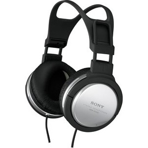 MDR-XD100 Over-The-Ear Home Headphones - OPEN BOX