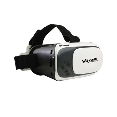 VR Vue II Virtual Reality Viewer for 3.5`-6` Smartphones - XSX5-1008-WHT