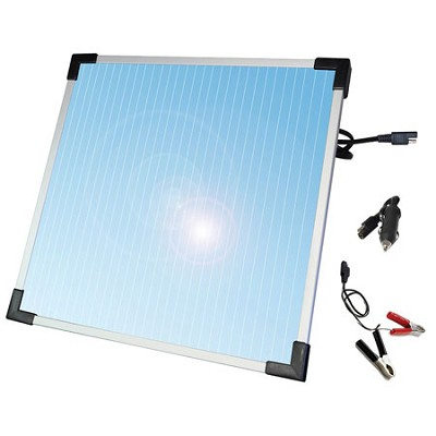 6 Watt Coleman Solar Panel Battery Trickle Charger - 58022
