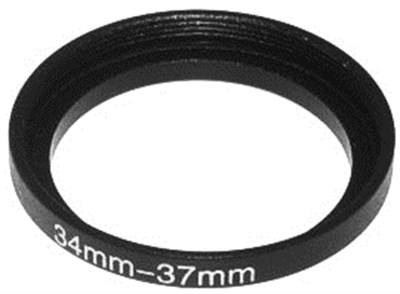 34mm/37mm Step-up ring