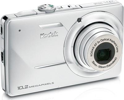 EasyShare M340 10.2 MP 2.7` LCD Digital Camera (Silver)