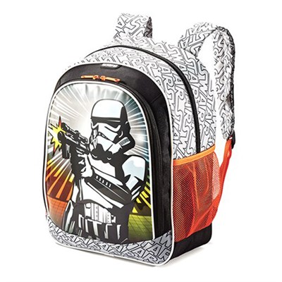 65776-4608 Star Wars Storm Troopers Backpack Softside - OPEN BOX