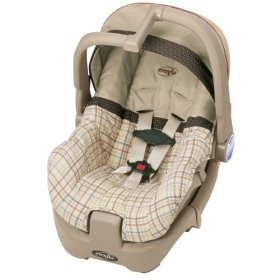 Discovery 5 Infant Car Seat - 3 Little Bears