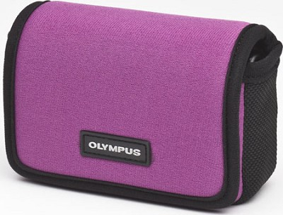 Neoprene Sport Horizontal Camera Case (Plum)