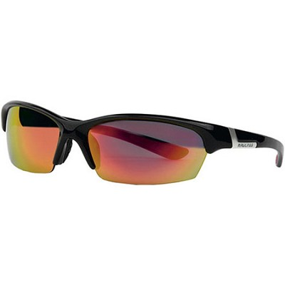RAWL4 - Half-Rim Athletic Wrap Sunglasses