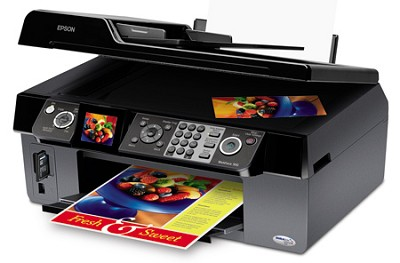 WorkForce 500 All-In-One Printer