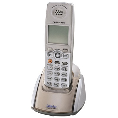 KX-THA19S Additional Handset For Cordless Telephone w/ Cellular Link