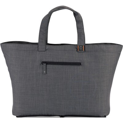 T-Tech Packable Tote, Charcoal
