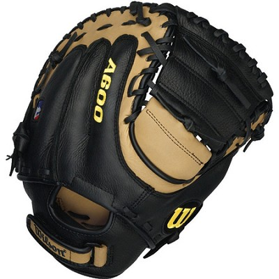 A600 Junior Catcher's Mitt - Right Hand Throw - Size 32.5`
