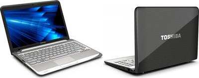 Satellite T235D-S1340 TruBrite 13.3-Inch Ultrathin Laptop (Black)