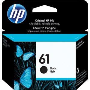 61 Ink Cartridge - Black