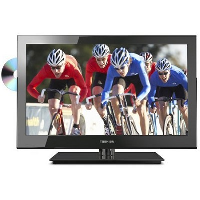 24` LED 1080p HDTV 60Hz Built-in DVD (24V4210U)