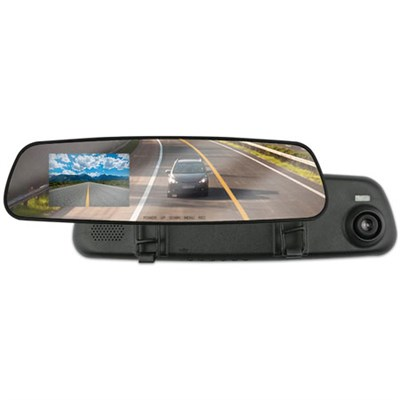 2.4 inch LCD Dash Cam with Built-in 720p Video/Audio Recorder - OPEN BOX