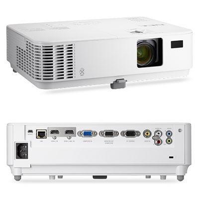3300-Lumen WXGA Projector - NP-V332W