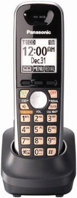 KX-TGA651B DECT 6.0 Digital Cordless Handset