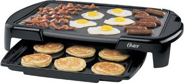 5770 Oster Griddle with Warming Tray