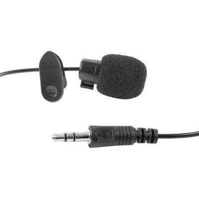 3.5mm Computer Clip-On Mini Lapel Microphone