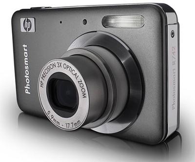 Photosmart R742 - 7 mega-pixel Digital Camera (Silver)