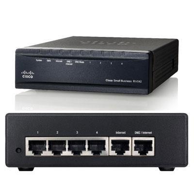 CABLE DSL VPN ROUTER 4 PT