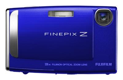 FinePix Z10fd 7.2MP Digital Camera (Blue)