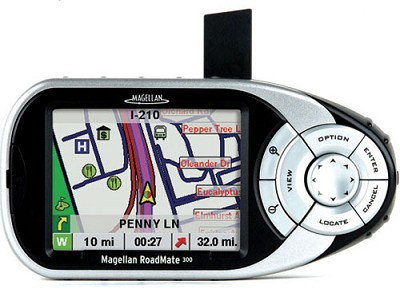 Roadmate 300 GPS Vehicle Navigation System