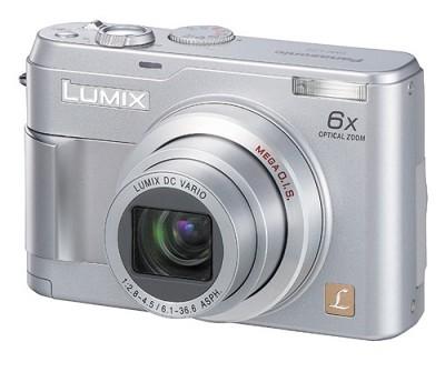 DMC-LZ2 Lumix 5MP Ultra-Compact Digital Camera w/ 6x Optical Zoom - OPEN BOX