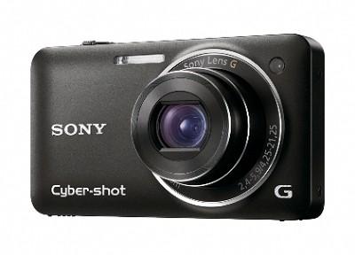 Cyber-shot DSC-WX5 Digital Camera (Black)