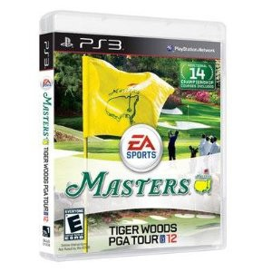 Tiger Woods PGA Tour 12: The Masters Collector's Edition for Playstation 3