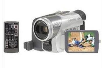 PV-GS120 3-CCD Mini-DV Camcorder - Refurbished