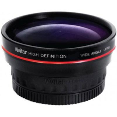 Pro .45x Wide Angle Lens w/ Macro 62mm threading (Black)