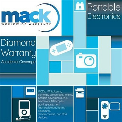 5 year Camera / Video  Diamond Service Warranty Certificate(up to $500) *1603*