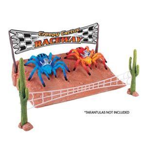Tarantula Planet Raceway w/Hot Rod Tarantula