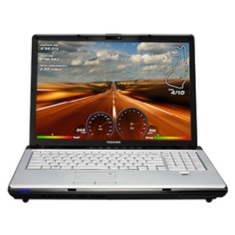 Satellite X205-S9800 17` Notebook PC (PSPB9U-04N026)