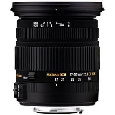 17-50mm f/2.8 EX DC HSM FLD Zoom Lens for Pentax Digital DSLR Camera
