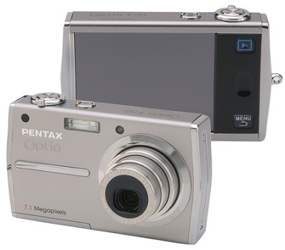 Optio T30 Digital Camera
