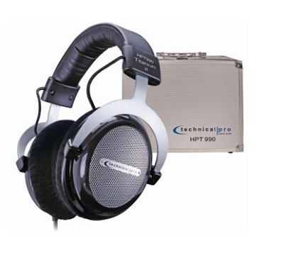 HPT990 Professional Headphone