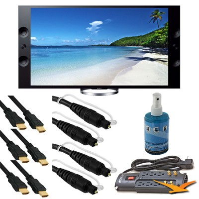 XBR-65X900A 65-Inch 4K HDTV  Bundle