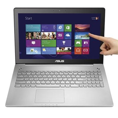 N550JX-DS71T 15.6` Intel Core i7-4720HQ Laptop - OPEN BOX
