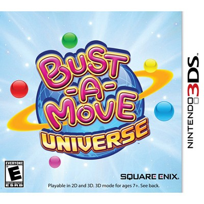 Bust-a-Move Universe for Nintendo 3DS