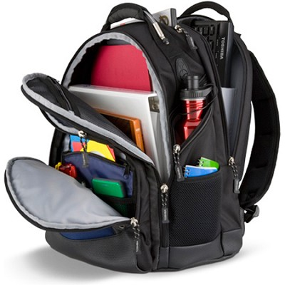 Extreme Plus Backpack for Notebooks up to 16` Black/Blue