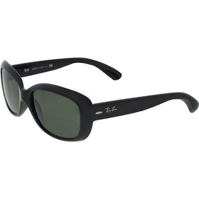 Jackie OHH RB4101 601/58 Black Sunglasses Unisex