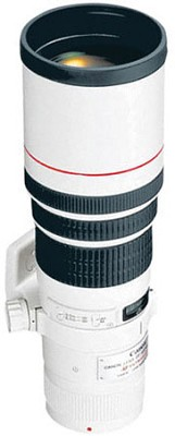 EF 400mm 5.6 L USM Lens, With Canon 1-Year USA Warranty