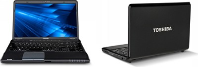 Satellite A665D-S6051 LED TruBrite 16.0-Inch Laptop (Black)